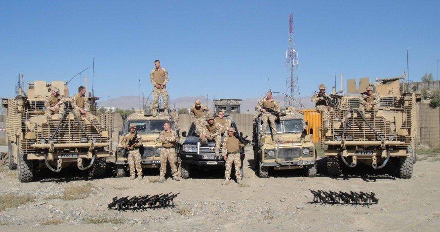 Royal Signals Regiments Communications on the battlefield