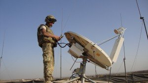 Securing communication on the battlefield and beyond