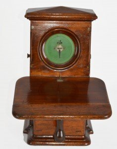 early communications, Single needle telegraph