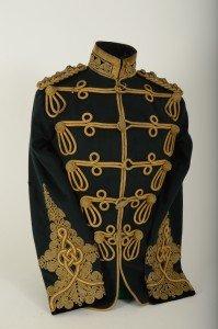Royal Signals Museum Exhibitions uniform