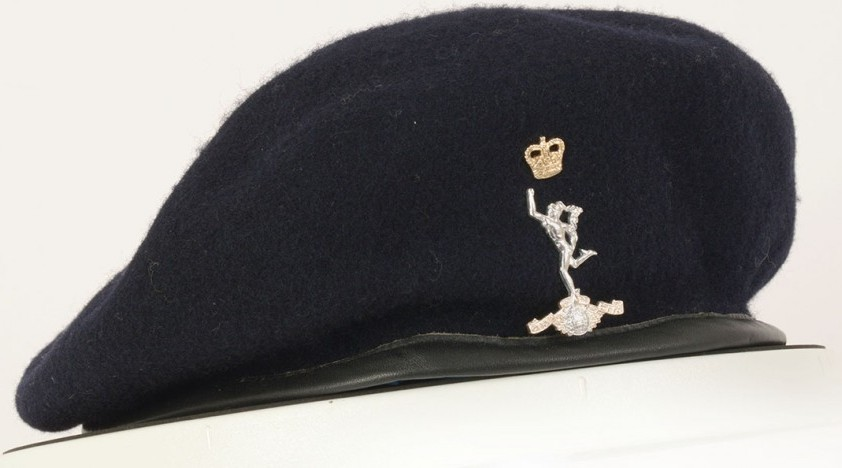 Royal Signals Cap badge