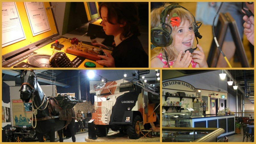 Rpyal SIgnals Museum Activities for all the family