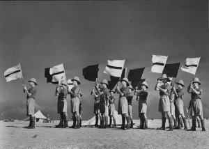 Explore military communications from semaphore to cyber