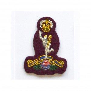 Royal Signals Para cap badge