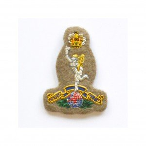 Royal Signals SAS cap badge