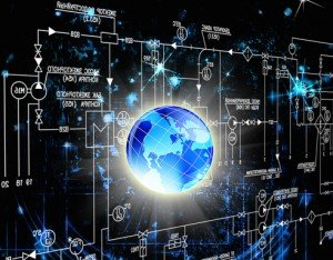 The newest Internet technologies in the field of space research