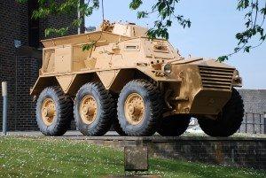 Saracen Armoured Car