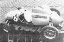 Motor racing Blandford