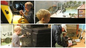Royal Signals Museum Dorset Mums activities for children