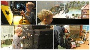 Royal Signals Museum Dorset Mums activities for children