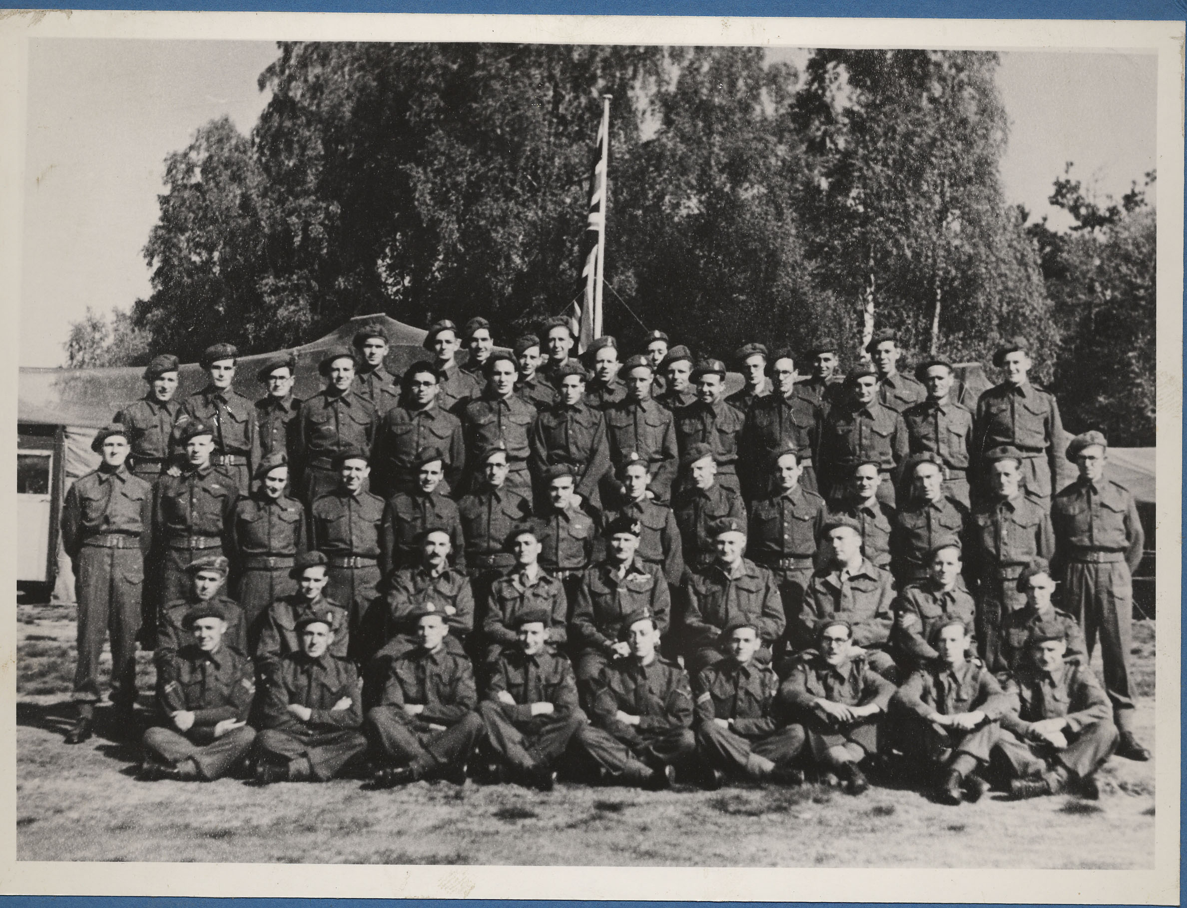 List of senior officers of British 2nd Division