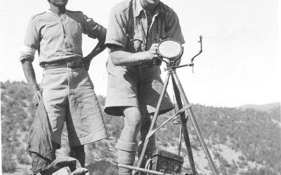 Early communications – pre Corps
