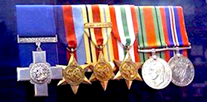 Sig Smith George Cross
