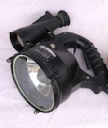 Aldis signalling lamp