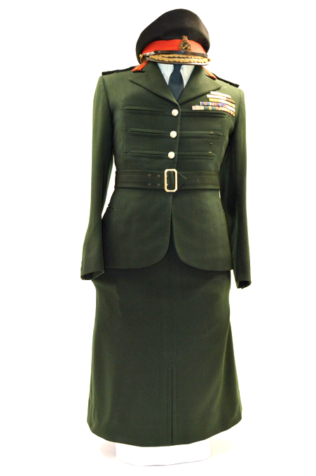 Princess Mary uniform