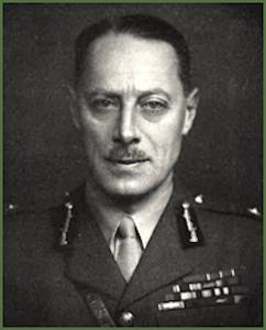 Maj Gen RFH Nalder