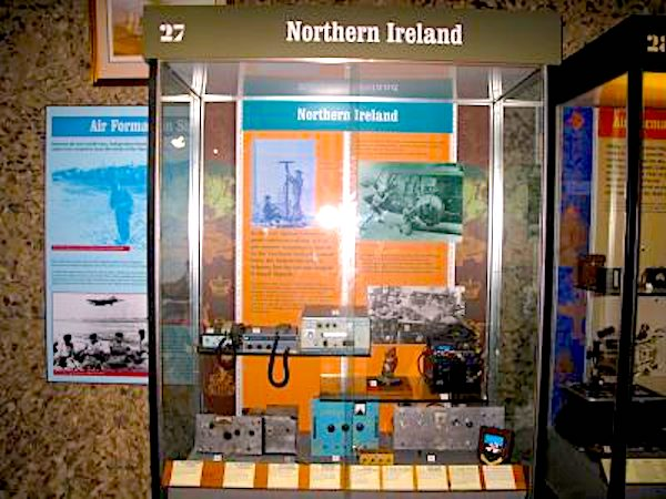 Museum Northern Ireland display