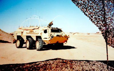 Gulf War – Op Granby