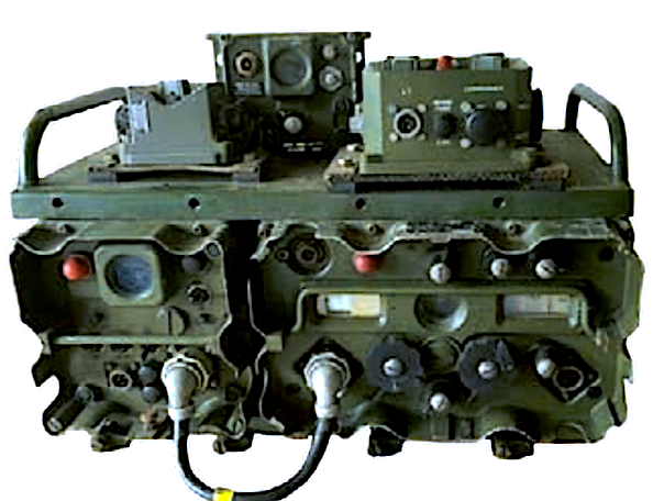 Larkspur C42 radio set