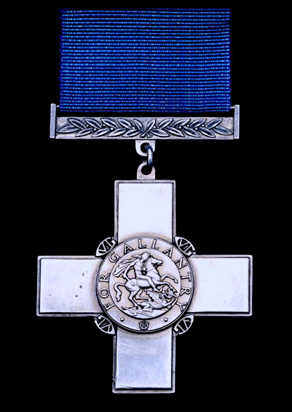 George Cross ISOLATED