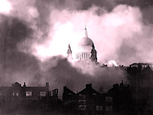 London Bombing 1940
