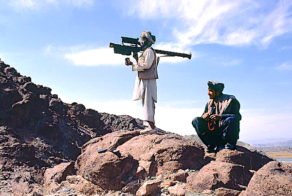 Mujahedin Afghanistan